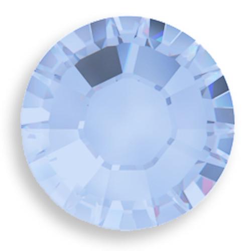 Swarovski 1028 18pp Xilion Round Stone Air Blue Opal