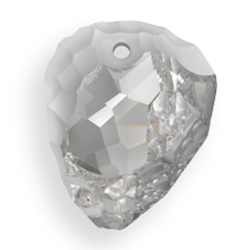 Swarovski 6190 23mm Rock Pendant Crystal Golden Shadow  (1 pieces)