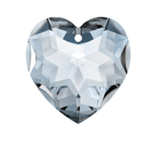 Swarovski 6215 18mm Heart Pendant Crystal AB (72  pieces)