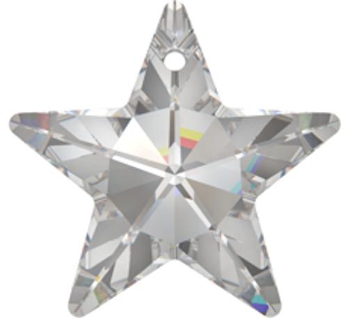 Swarovski 6714 40mm Star Pendant Crystal (1  piece)