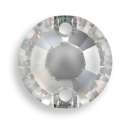 Swarovski 3204 12mm Xilion Sew On Crystal