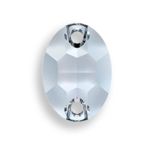 Swarovski 3210 24mm Oval Sew On x17 Crystal