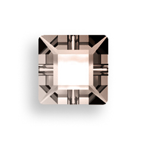 Swarovski 3400 6mm Square Sew On Crystal Satin