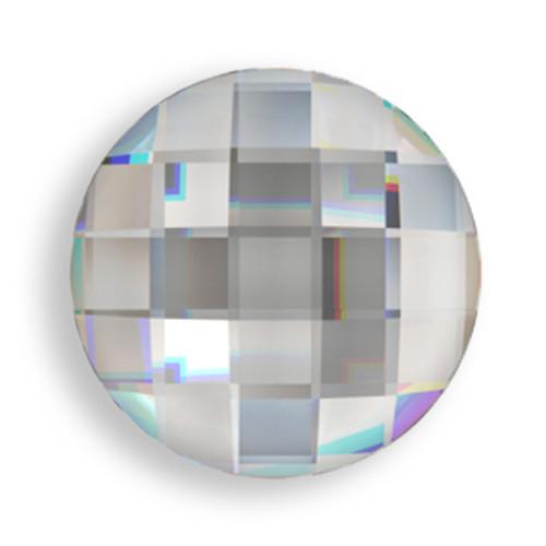 Swarovski 2035 30mm Chessboard Flatback Crystal