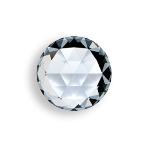 Swarovski 2072 8mm Dome Flatback Crystal