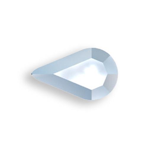 Swarovski 2300 10mm Pearshape Flatback Crystal