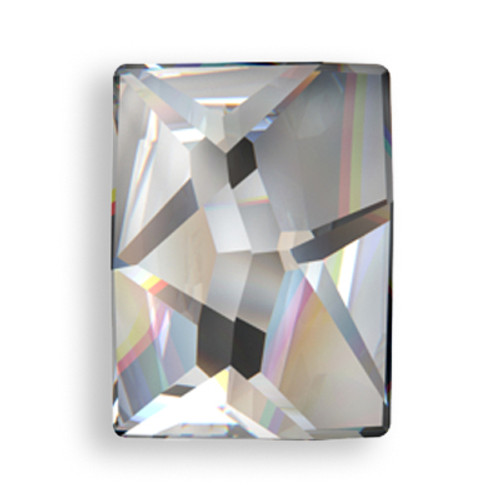 Swarovski 2520 10mm Cosmic Flatback Crystal