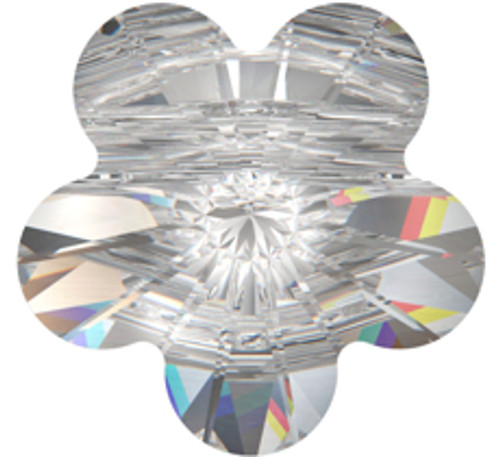 Swarovski 5744 8mm Flower Beads Crystal