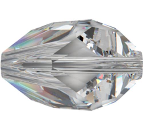Swarovski 5650 16mm Cubist Beads Light Sapphire