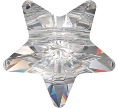 Swarovski 5714 12mm Star Beads Light Sapphire