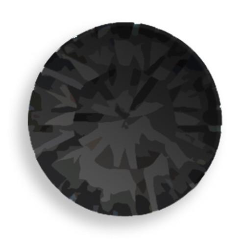 Swarovski 5840 3mm Crystal Headpins Jet