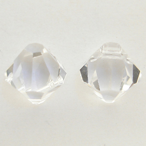 Swarovski 6301 6mm Top-drilled Bicone Crystal