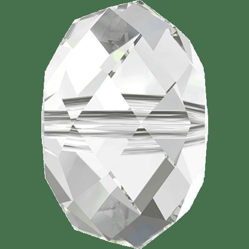 Swarovski 5040 12mm Rondelle Beads Crystal