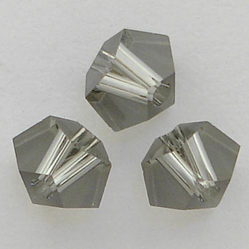 Swarovski 5310 4.5mm Simplicity Beads 5 Black Diamond