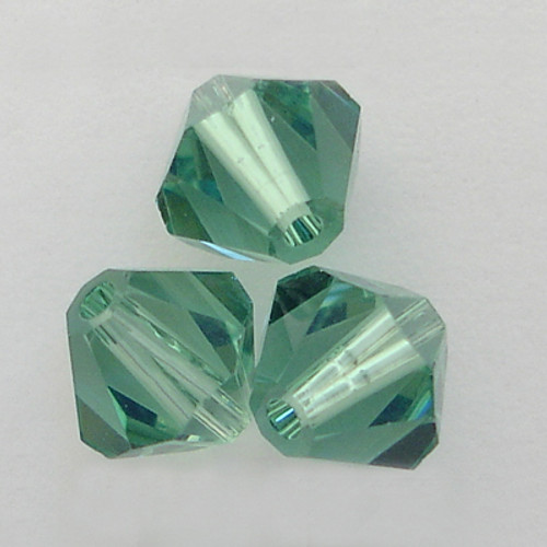 Swarovski 5301 3mm Bicone Beads Erinite