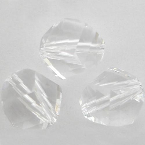 Swarovski 5020 4mm Helix Beads Crystal