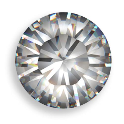 Swarovski 1028 7pp Xilion Round Stone Violet