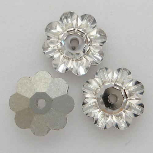 Swarovski 3700 10mm Marguerite Beads Crystal Foiled