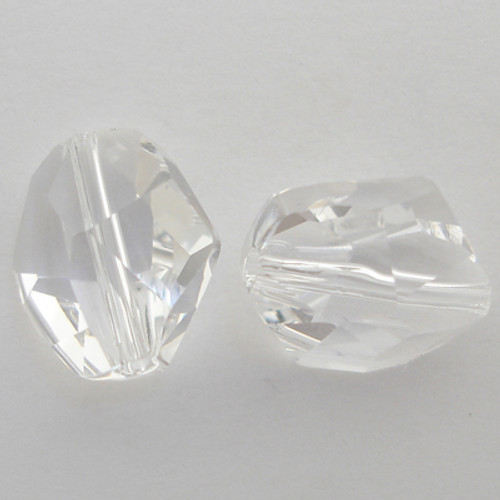 Swarovski 5523 16mm Cosmic Beads Crystal