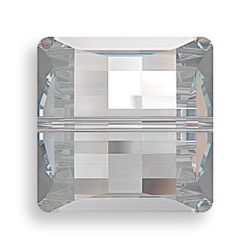 Swarovski 5624 10mm Stairway Beads Crystal AB