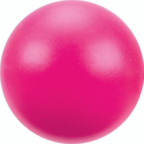 Swarovski 5810 12mm Round Pearls Neon Pink (100  pieces)