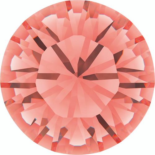 Swarovski 1028 7pp Xilion Round Stones Rose Peach (1440  pieces)