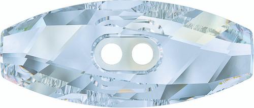 Swarovski 3024 23mm Dufflecoat Crystal Button Crystal  Blue Shade (36  pieces)
