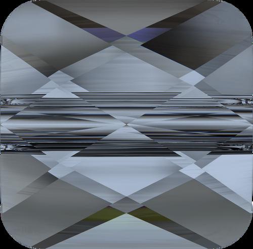 Swarovski 5053 8mm Mini Square Beads Crystal  Blue Shade  (144 pieces)