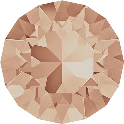 Swarovski 1088 39ss Xirius Round Stones Light Peach (144 pieces)