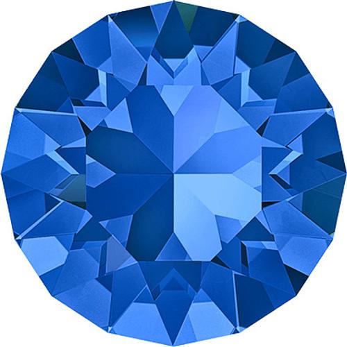 Swarovski 1088 39ss Xirius Round Stones Sapphire (144 pieces)
