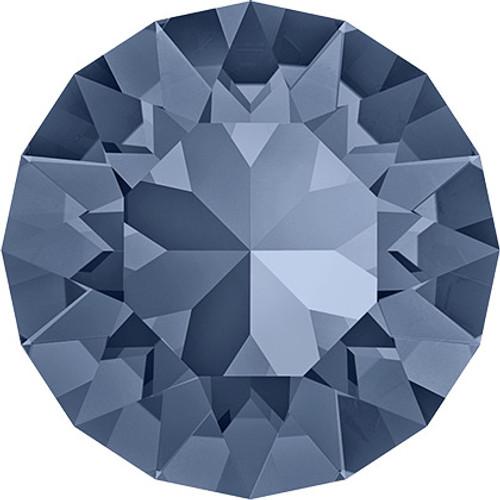 Swarovski 1088 39ss Xirius Round Stones Denim Blue (144 pieces)