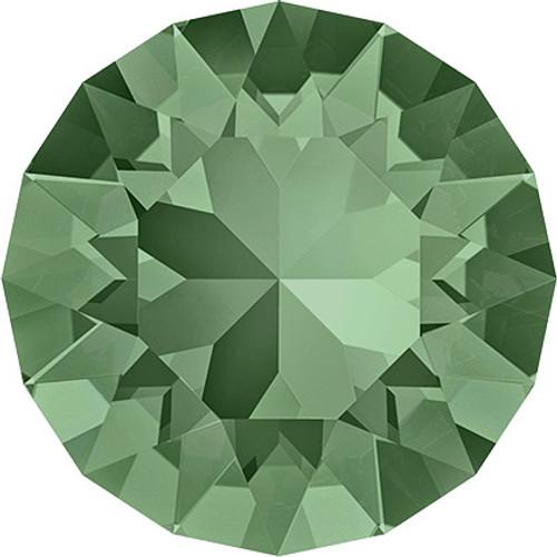 Swarovski 1088 39ss Xirius Round Stones Erinite (144 pieces)