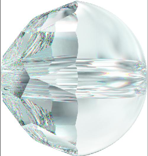 Swarovski 5026 10mm Cabochette Beads Crystal Satin (96 pieces)