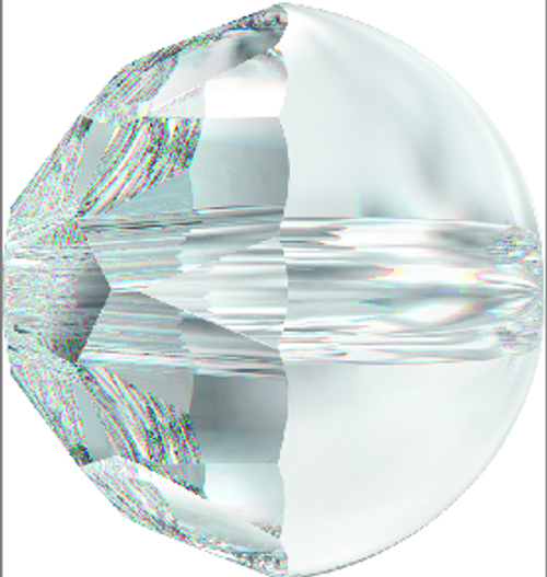 Swarovski 5026 8mm Cabochette Beads Crystal Golden Shadow (144 pieces)