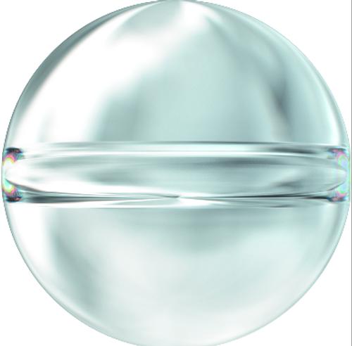 Swarovski 50284 10mm Crystal Globe Beads Emerald (72 pieces)