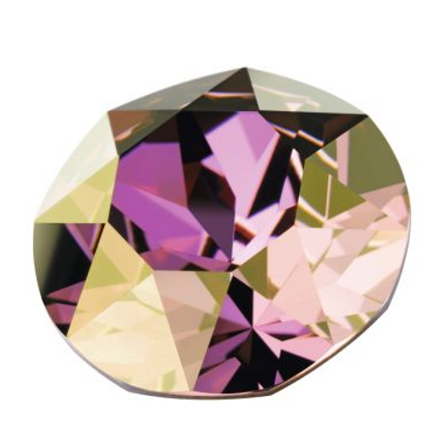 Swarovski 6656 19mm Galactic Vertical Pendants Crystal Lilac Shadow ( 48 pieces)
