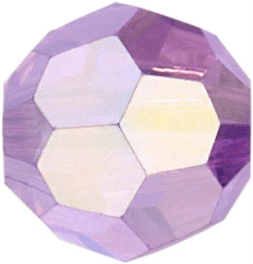 Swarovski 5000 4mm Round Beads Violet AB 2X  ( 720 pieces)