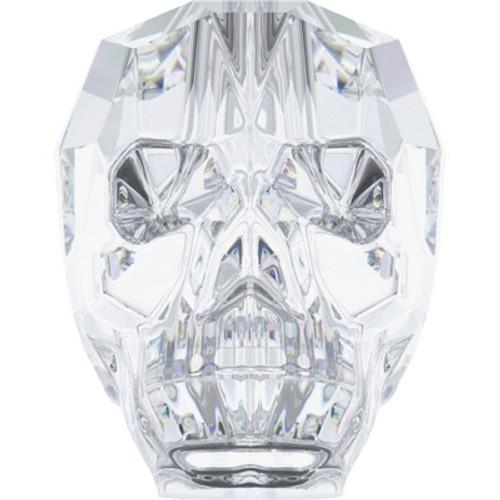 Swarovski 5750 19mm Skull Beads Crystal (12 pieces)