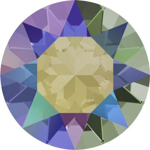 Swarovski 1088 14pp Xirius Round Stones Crystal Paradise Shine