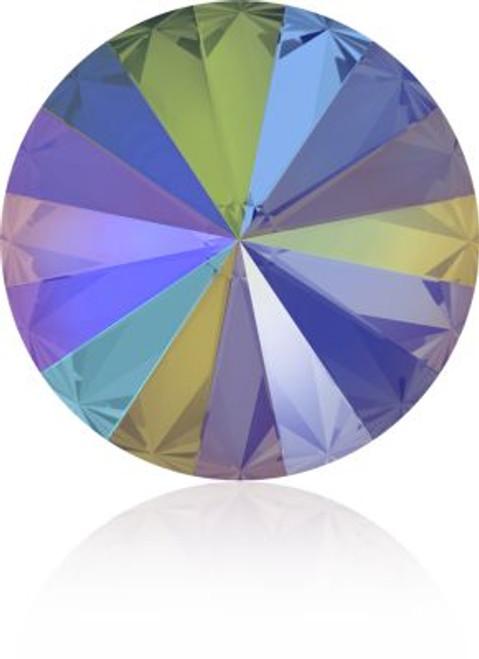 Swarovski 1122 12mm Xilion Round Stones Crystal Paradise Shine