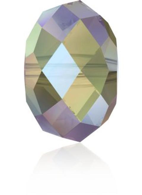 Swarovski 5040 6mm Rondelle Beads Crystal Paradise Shine
