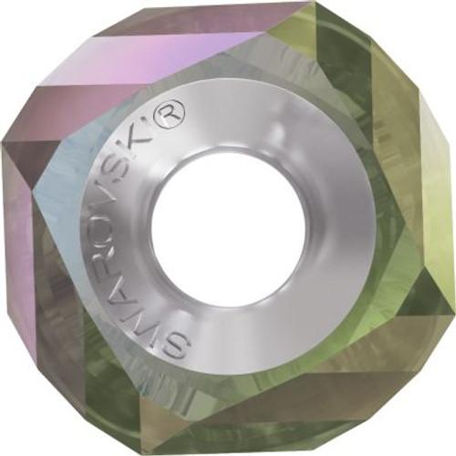 Swarovski 5928 14mm BeCharmed BeCharmed Crystal Paradise Shine Steel