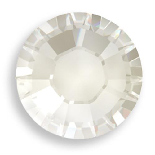 Swarovski 2058 9ss(~2.65mm) Xilion Flatback Crystal Silver Shade