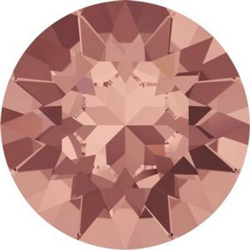 Swarovski 1088 18pp Xirius Round Stones Blush Rose