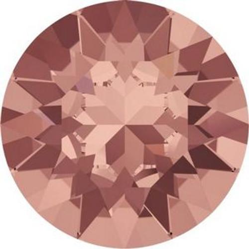 Swarovski 1088 21pp Xirius Round Stones Blush Rose