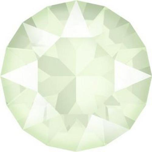 Swarovski 1088 21pp Xirius Round Stones Crystal Powder Green
