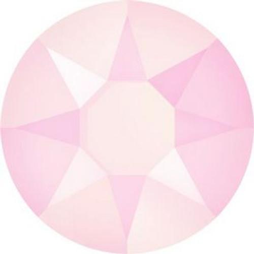 Swarovski 2078 16ss Xilion Flatback Crystal Powder Rose Hot Fix