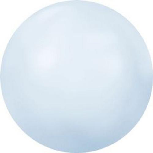 Swarovski 2080 34ss Xilion Flatback Crystal Powder Blue Hot Fix