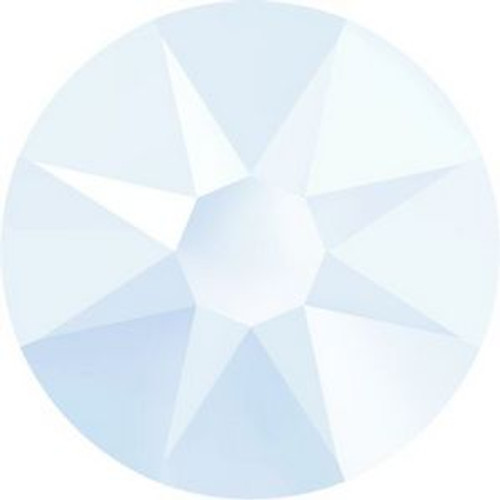 Swarovski 2088 16ss Xilion Flatback Crystal Powder Blue