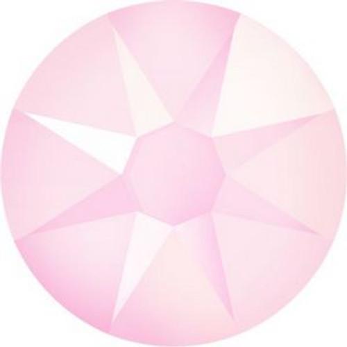 Swarovski 2088 16ss Xilion Flatback Crystal Powder Rose